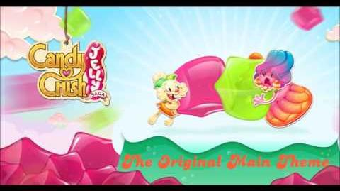 Candy Crush Jelly Saga - Original Main Theme
