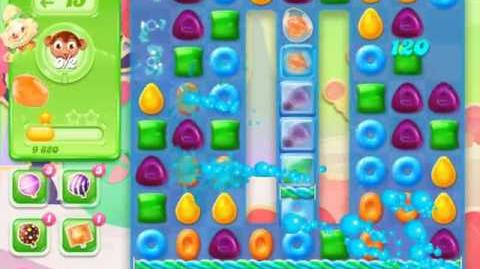 Candy Crush Jelly Saga Level 364 - NO BOOSTERS