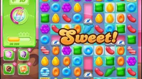 Candy Crush Jelly Saga Level 69 NO BOOSTER
