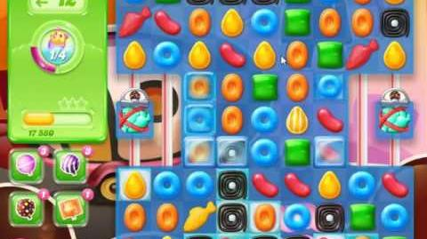 Candy Crush Jelly Saga Level 396 - NO BOOSTERS
