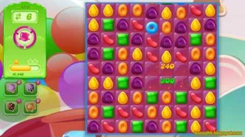 Candy Crush Jelly Saga Level 458 (No boosters)