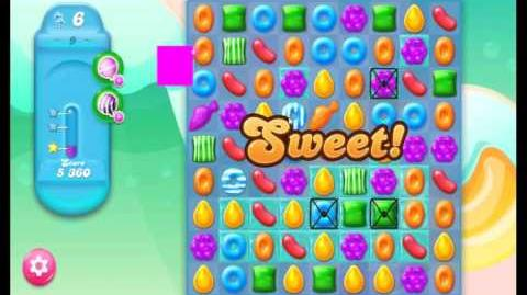 Candy Crush Jelly Saga Level 9 NEW (1st revision)