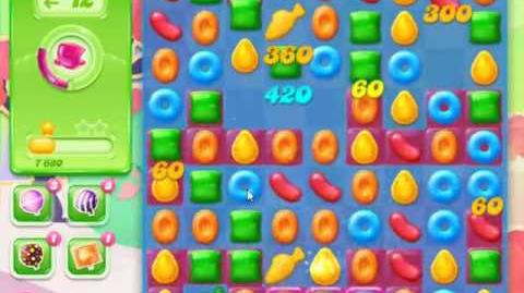Candy Crush Jelly Saga Level 365 - NO BOOSTERS