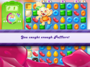 Puffler boss super hard level outro