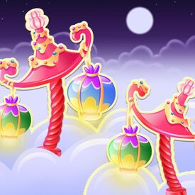 Jellytastic Fun Park background
