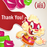 Thank You RED