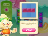 Jelly level instruction 4