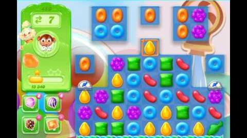 Candy Crush Jelly Saga Level 450 (Version 3)