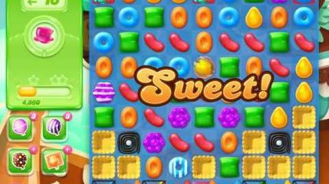 Candy Crush Jelly Saga Level 354