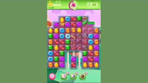 Candy Crush Jelly Saga - Level 34 - no boosters