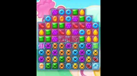 Candy Crush Jelly Level 16 New-25 moves