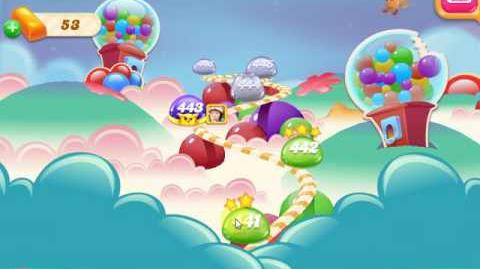 Candy Crush Jelly Saga - Quit Button