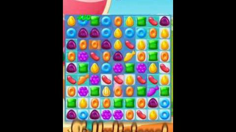 Candy Crush Jelly Level 203 3rd Version