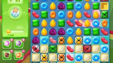 Candy Crush Jelly Saga Level 92 NO BOOSTER