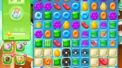 Candy Crush Jelly Saga Level 355