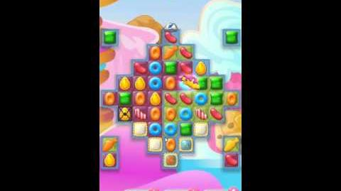 Candy Crush Jelly Saga Level 139 No Boosters