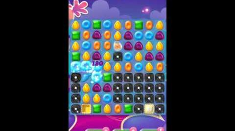 Candy Crush Jelly Saga Level 177 No Boosters