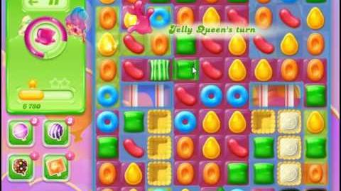 Candy Crush Jelly Saga Level 58 NO BOOSTER