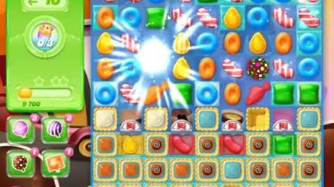 Candy Crush Jelly Saga Level 387 - NO BOOSTERS