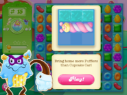 Puffler boss level instruction 3