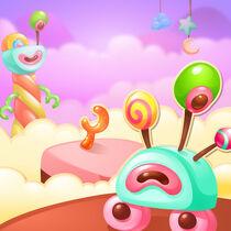 World 24 background