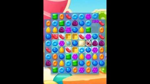 Candy Crush Jelly Saga Level 201 - NO BOOSTERS