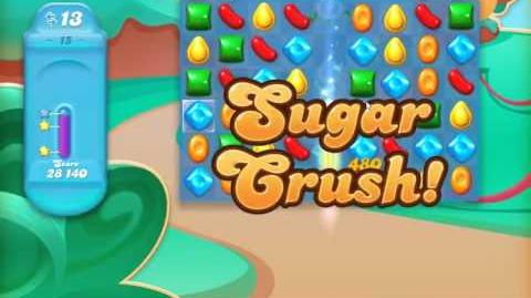 Candy Crush Jelly Saga Level 15-0
