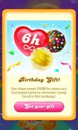 Free Gift birthday gift