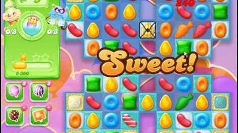 Candy Crush Jelly Saga Level 54 NO BOOSTER