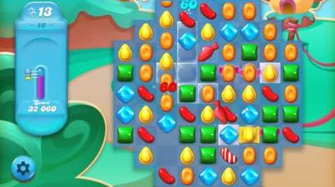 Candy Crush Jelly Saga Level 16