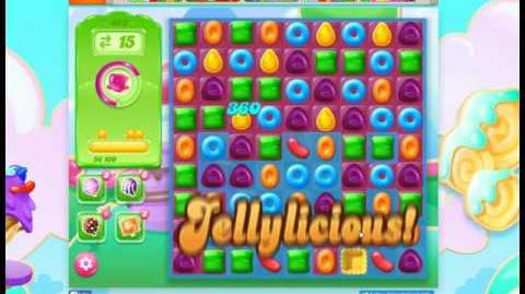 Candy Crush Jelly Saga Level 462 Hard Level No Booster 3 Stars