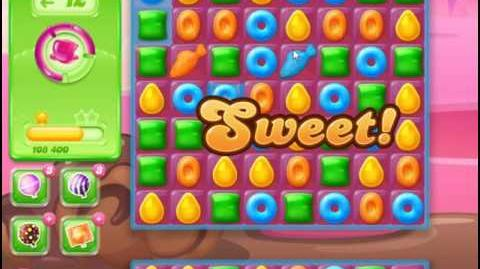 Candy Crush Jelly Saga Level 63 NO BOOSTER