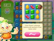 Color Bomb Lollipop Hammer instruction 4