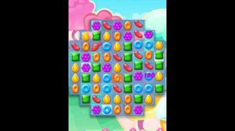 Candy Crush Jelly Saga Level 19 New No Boosters