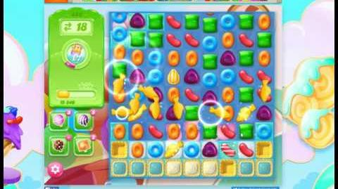Candy Crush Jelly Saga Level 456 Hard Level No Booster 3 Stars