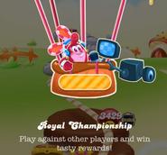 Royal Championship message