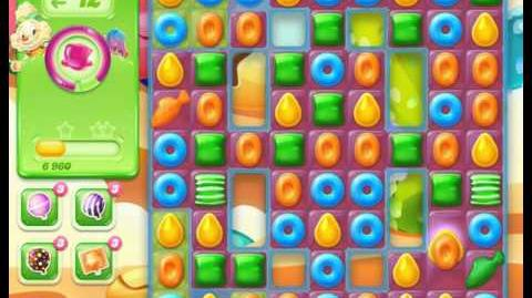 Candy Crush Jelly Saga Level 220 No Booster