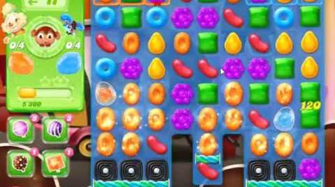 Candy Crush Jelly Saga Level 388 - NO BOOSTERS
