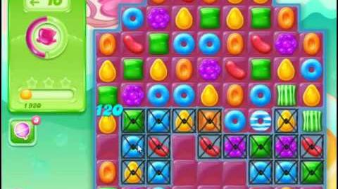 Candy Crush Jelly Saga Level 16 (Web)
