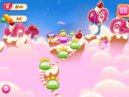 Cherry Frosted Clouds Map 1