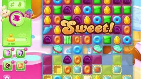 Candy Crush Jelly Saga Level 253 Spread the Jelly everywhere!