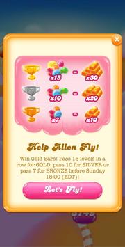 Help Allen Fly info