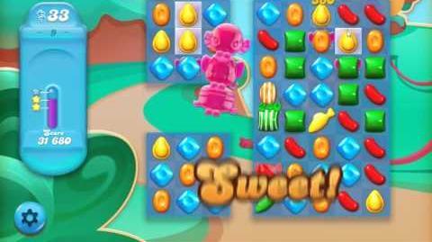 Candy Crush Jelly Saga Level 9-0