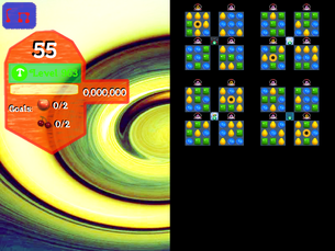 Super Saga Level 963