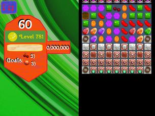 Super Saga Level 781