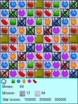Level 262 C437CCS