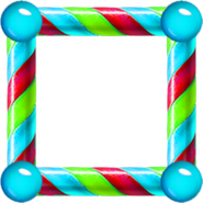 Candy Cane Weath 3