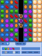 Level 25 board 1 TJ