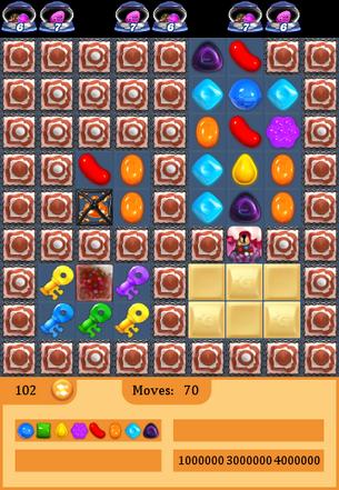 Super Saga Level 102 V5