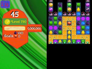 Super Saga Level 790